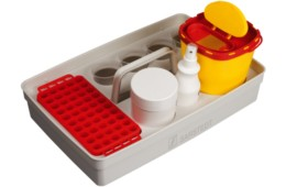 Лабораторные укладки Safety-Tray
