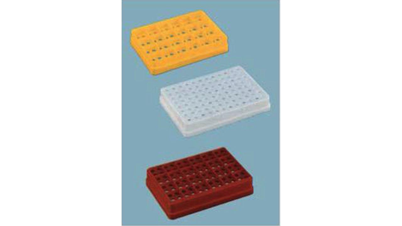 Коробка для стерилизации и хранения наконечников