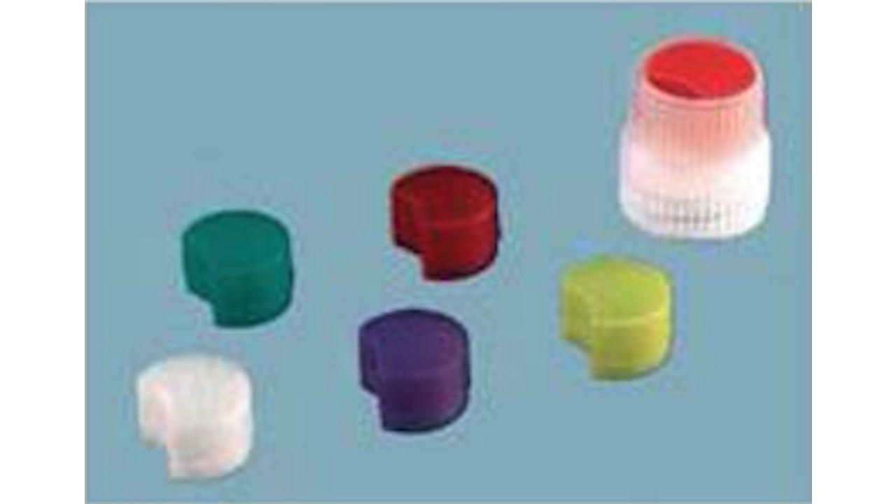 Цветные вставки для крышек