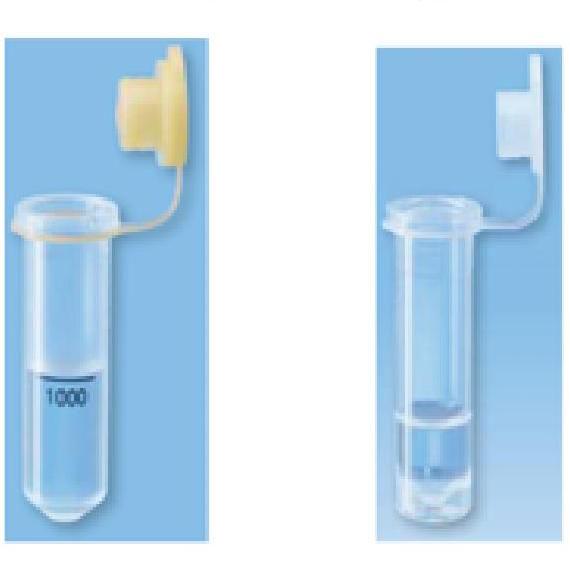 Микропробирки для определения глюкозы и HbA1с