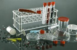 Лабораторная пластиковая посуда SAM-PLAST (Сербия)